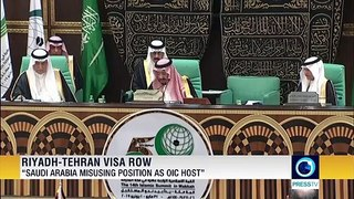 Iran: Saudi Arabia misusing position as OIC host