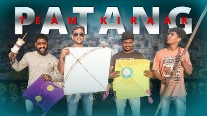 Patang Vlog || Team Kiraak Having Fun || Kiraak Hyderabadiz