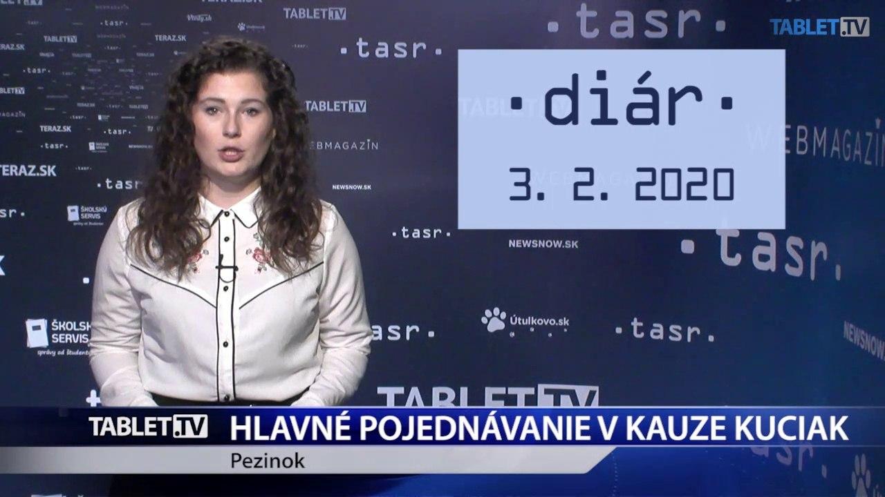 DIÁR: Pokračuje pojednávanie v kauze Kuciak