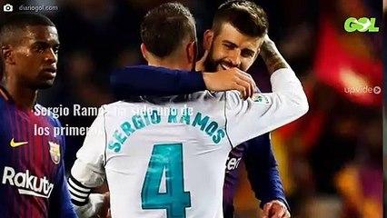 """Sergio Ramos consternado. Terrible Piqué. """"Ha pasado esto"""". Última hora en el Barça"""