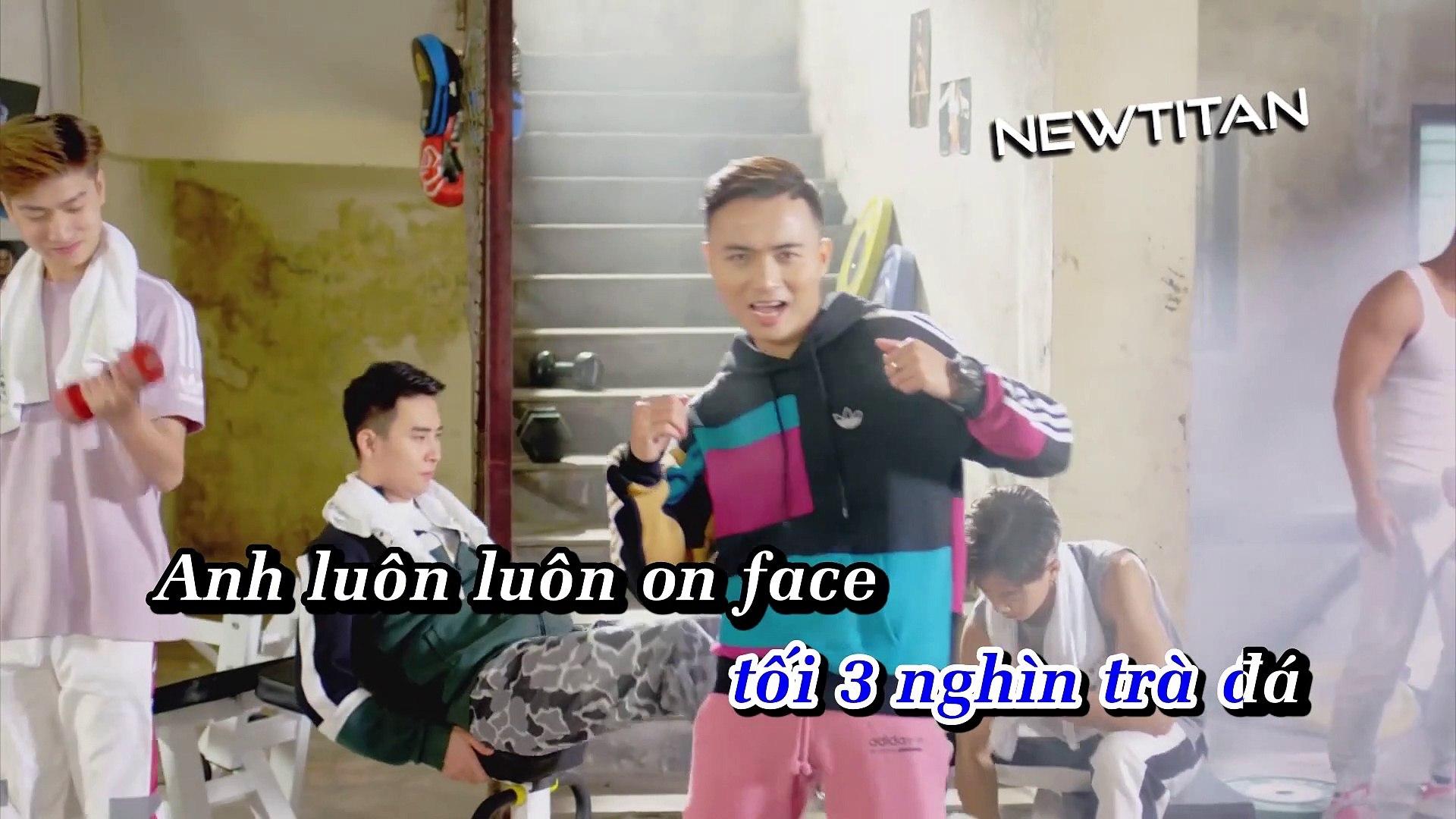 [Karaoke] Anh Thanh Niên - HuyR [Beat Gốc]