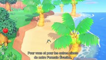 Animal Crossing: New Horizons : trailer d'introduction