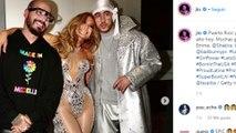 Jennifer López y Shakira deslumbran en el descanso de la Super Bowl