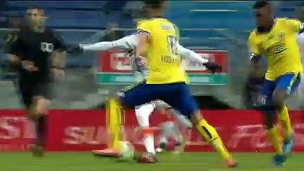 Le résumé de Sochaux - FC Lorient (0-4) 19-20