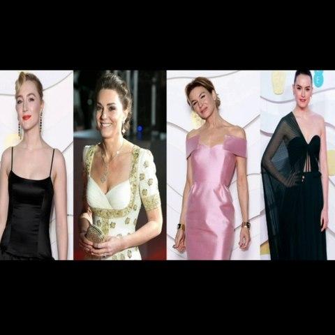 Best Dressed From BAFTAS Red Carpet 2020/2020 BAFTAS Red Carpet Fashion