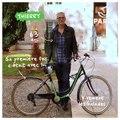 Portraits de cyclistes parisien.ne.s à vélo : Thierry
