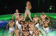 Jennifer Lopez's Super Bowl show had 213 costumes