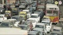 Punir les klaxonneurs à Bombay