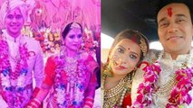 Yeh Hai Mohabbatein actor Anurag Sharma gets married with Nandini Gupta | FilmiBeat