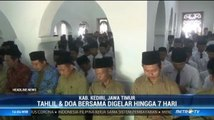 Santri di Jawa Timur Gelar Salat Gaib Doakan Gus Sholah