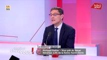 Retraites : « La stratégie d'obstruction, c'est absurde » selon Philippe Dallier (LR)