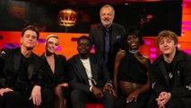 Jim Carrey criticised for poking fun at Margot Robbie's success