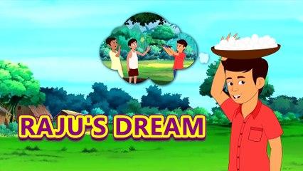 حلم راجو | قصص اطفال | حكايات عربية | Raju's Dream | Arabian Fairy Tales | Koo Koo TV Arabian
