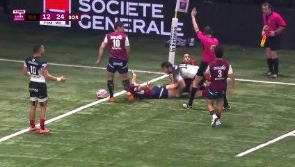 In Extenso Supersevens - Résumé Toulouse-Bordeaux-Bègles- 12-24 - 9e/16e place - Saison 2019-2020