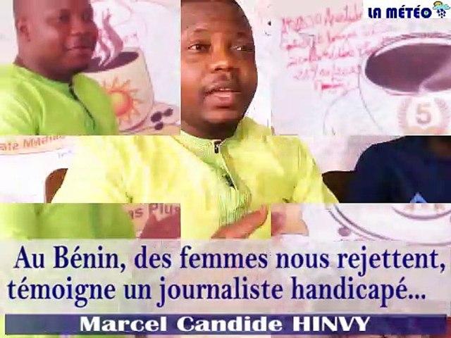 Au Bénin, des femmes nous rejettent, témoigne un journaliste handicapé...