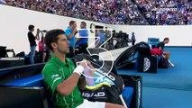 Si t'es Top 5, t'as aucune chance face à Djokovic