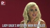 Lady Gaga's mystery man revealed