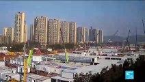 Coronavirus : A Wuhan, l'armée chinoise gère les deux hôpitaux fabriqués en un temps record