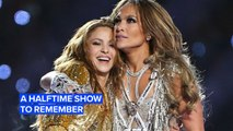 The 5 best moments from Shakira and J-Lo's Super Bowl LIV performance