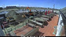 Sussex Yacht Club timelapse