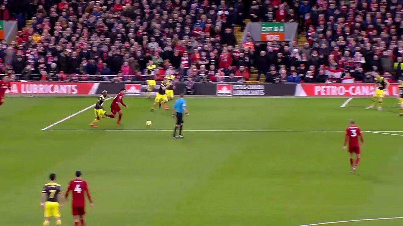 Liverpool - Southampton (4-0) - Maç Özeti - Premier League 2019/20