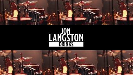 Jon Langston - Drinks