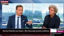 Roman Polanski aux Césars : Elie Chouraqui prend sa défense (Vidéo)