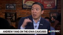 Andrew Yang Explains Why He's The Only Democratic Candidate Donald Trump Hasn't 'Tweeted A Word About'