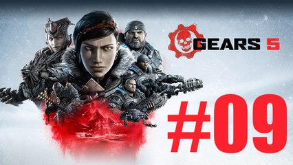 Gears of War 5 #09 [GamePlay Only]