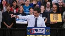 Pete Buttigieg Narrowly Leads in Last-Gasp Poll Before Iowa Caucuses