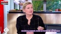 Sarah Abitbol : Philippe Candeloro révèle sa réaction en découvrant l'affaire (vidéo)