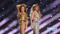 JLo and Shakira's Epic  Super Bowl Performances | Billboard News