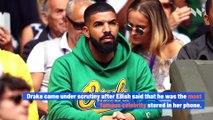 Billie Eilish Defends Her Friendship With Drake