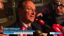 Violences sexuelles dans le patinage : la ministre des Sports veut la démission du président de la fédération