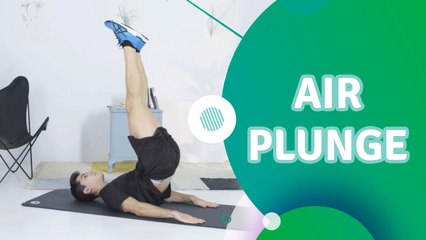 Air plunge - Sporcuyum