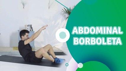 Abdominal inferior invertido - Sou Fitness