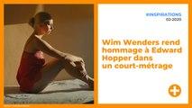 Wim Wenders rend hommage à Edward Hopper dans un court-métrage