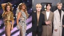 Jennifer Lopez & Shakira Take Over Super Bowl, BTS Breaks a New Record & Justin Bieber's Collab With Quavo | Billboard News