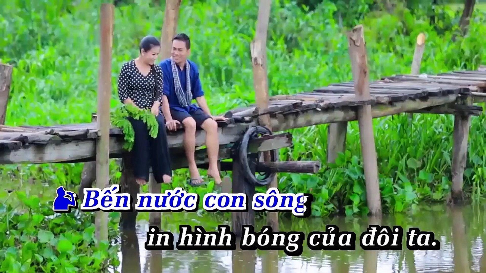 [Karaoke] Đẹp Mối Duyên Quê - Huỳnh Nguyễn Công Bằng Ft. Dương Hồng Loan [Beat]