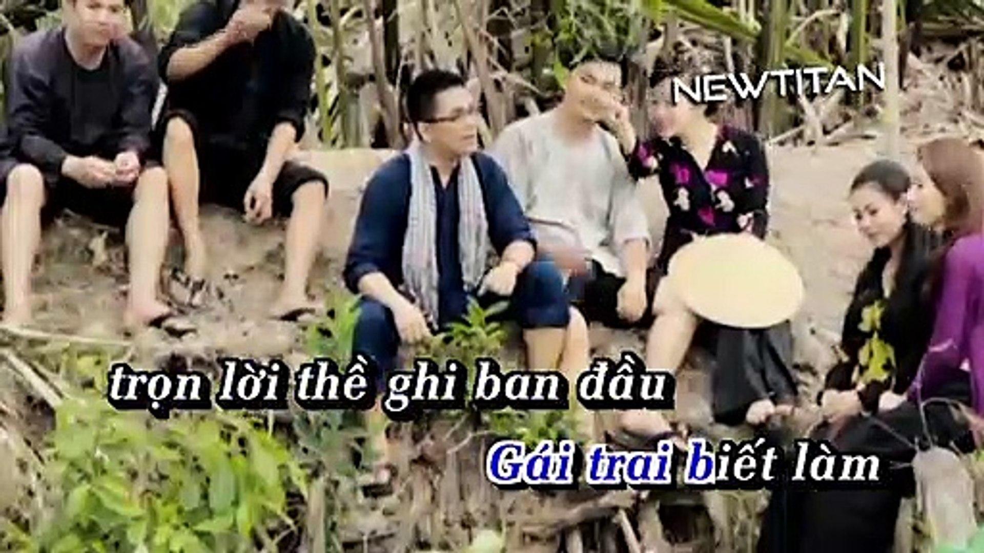 [Karaoke] Tình Lúa Duyên Trăng - Dương Hồng Loan Ft. Huỳnh Nguyễn Công Bằng [Beat]