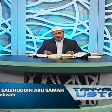Tanyalah Ustaz (2014)   Episod 172