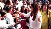 Raveena Tandon inaugurates shooting range in Mumbai