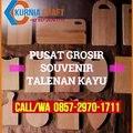 WA O857-2970-1711 Jual Harga Grosir Souvenir Talenan Kayu