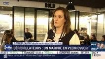 La France qui bouge : Défibrillateurs, un marché en plein essor - 04/02