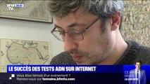 """""""Le résultat est ininterprétable.""""  Ce chercheur au CNRS alerte sur les dangers des tests ADN sur internet"""