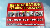 Air Conditioning HVAC School: (626) 486-1000 College Program