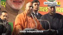 Shaheen Bagh, Bullets & Biryani: There's A Pattern to Yogi Adityanath's  Speeches