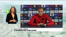 Le Paris Saint-Germain sans Neymar à Nantes