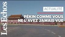 Coronavirus : Pékin tourne au ralenti