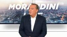 Morandini Live -  Richard Anconina : son message pour la réinsertion des prisonniers (vidéo)